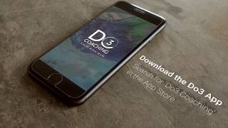 The Do3 App - The easiest way to book and train!