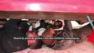 Philippe Croizon raconte son Dakar