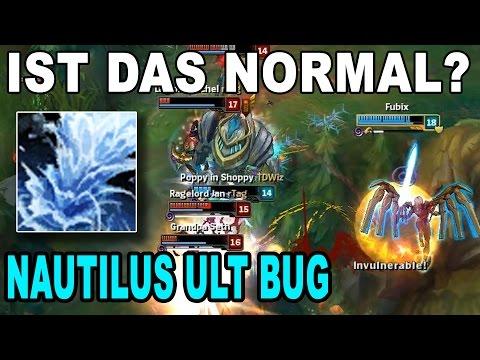 Nautilus Ult Wall Bug | Ist das normal? [Guide/Tutorial]
