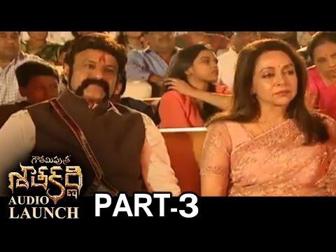 Gautamiputra Satakarni  Launch Part 3  Balakrishna  Krish  Lahari   T-Series