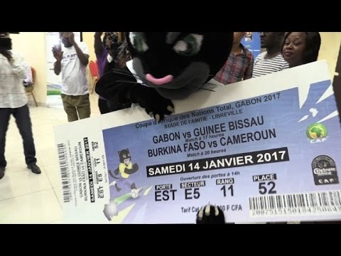 Gabon seeks to allay fears ahead of AFCON