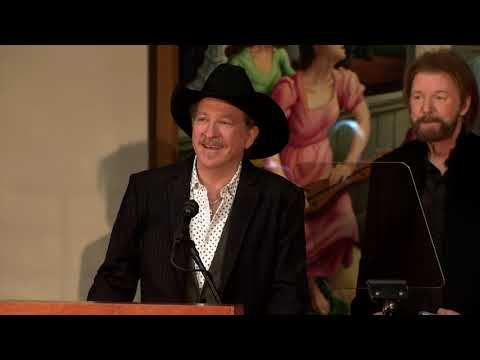 Heath West - New Country Music Hall Of Fame Inductees Announced