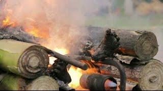 Manikarnika Burning Ghat Varanasi - Cremation Ghat Kashi (Banaras)