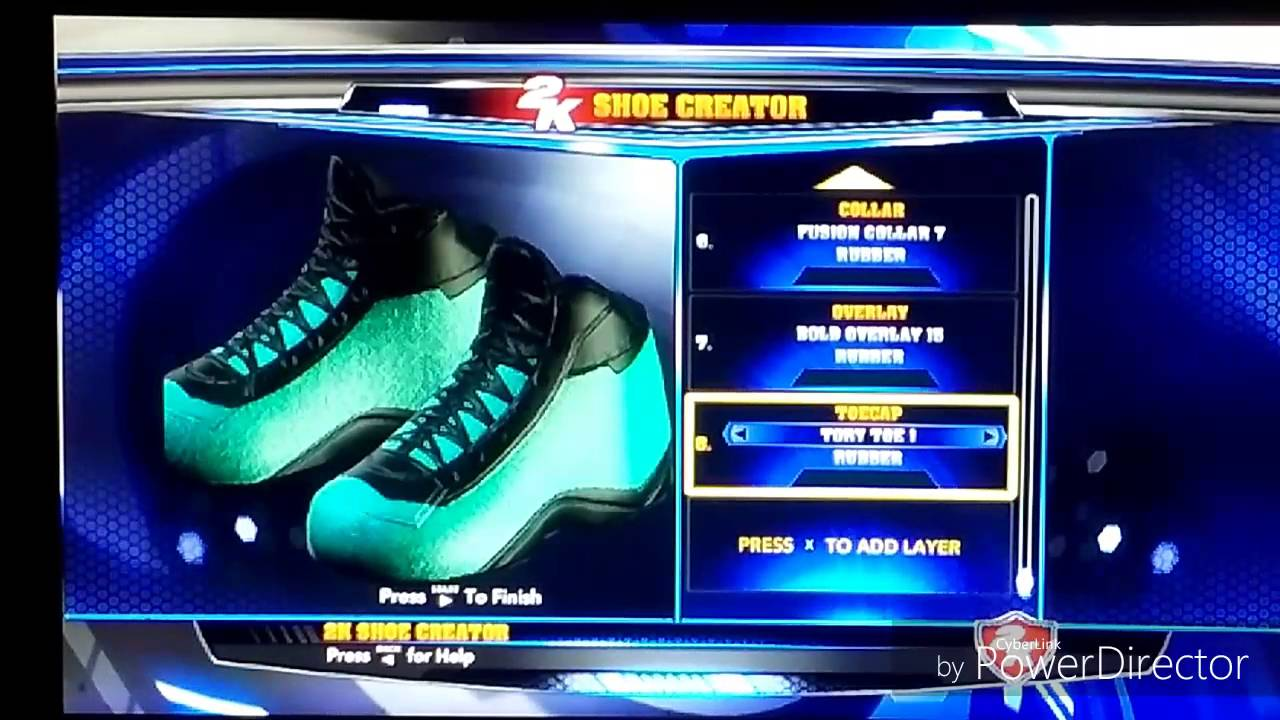 5d324d11097f Making under armour shoes. NBA 2k14 episode 1 - YouTube