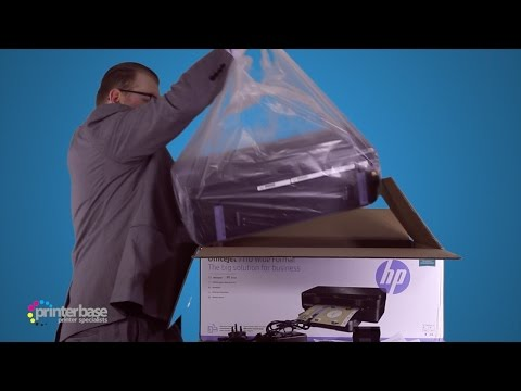 Learn more about the HP OfficeJet 7110 here: http://www.printerbase.co.uk/hp-7110 In this video we unbox the OfficeJet 7110 from HP. Print great quality pages ...