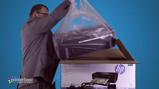 HP OfficeJet 7110 A3+ Colour Inkjet Printer Unboxing | printerbase.co.uk