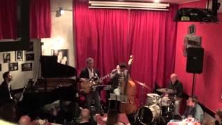 NICOLA MINGO -SWINGING Quartet al Newaround Midnight di Napoli Sabato 3 Ottobre 2015