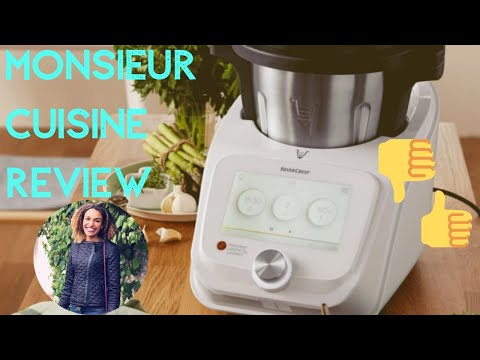 review-du-robot-multifonction-monsieur-cuisine-connect-#lidl-#cuisine