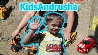 Машинки bruder Распаковка Видео для мальчиков Машинки Обзор Игрушек