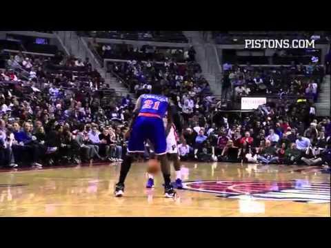 Detroit Pistons: 2013-2014 Video