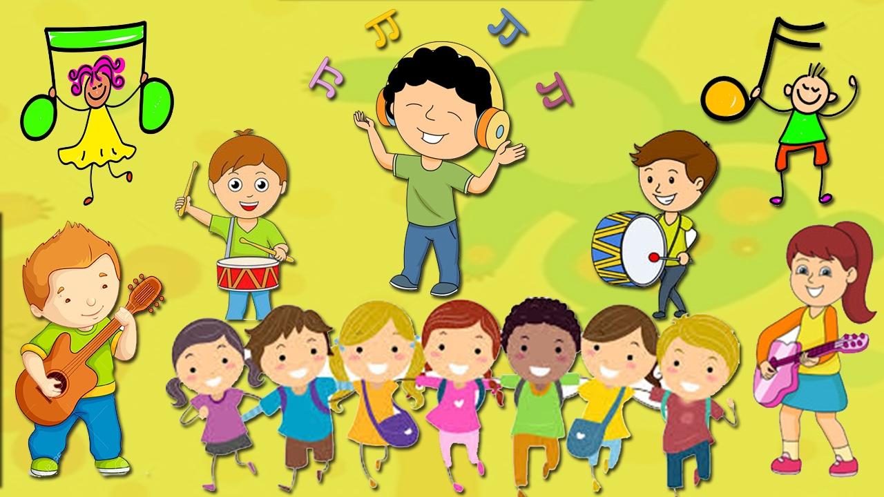 Happy Instrumental Music For Kids | Playtime Music For Children | Latest Song 2017 - YouTube