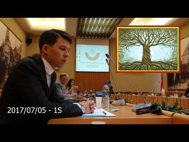 1S - MIŠKO REFORMA: afera ar kova su korupcija? Pilietinis tyrimas Seime (I diena - santrauka)