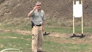 Personal Defense Tips - Controlling Your Body's Flinch Reaction When Firing a Gun