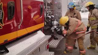 Centre régional de formation des pompiers de Victoriaville