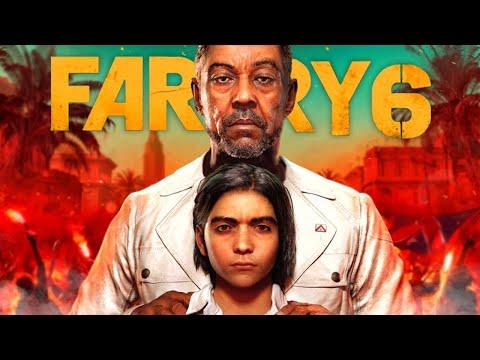 Far Cry 6: показали молодого ВААСА, новый злодей Антон Костелло, анонс (Far Cry 6 засветился)