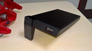 Ridiculously Small LASER Pico Projector!! The Sony MP-CL1 Review
