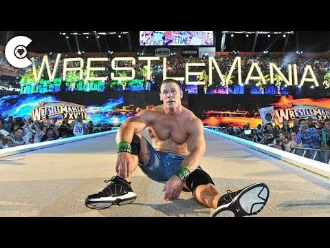 Every John Cena WrestleMania Match Ranked From Worst To Best