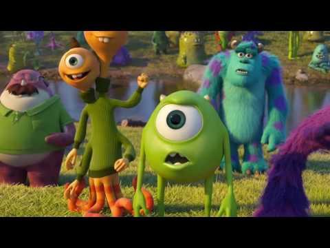 Animations for Kids : Monsters University #1 - OOZMA KAPPA Best Monsters Team