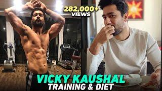 URI Vicky Kaushal Diet & Training