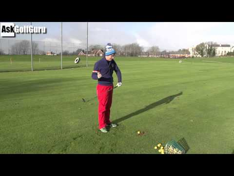 Golf Swing Balance Lesson