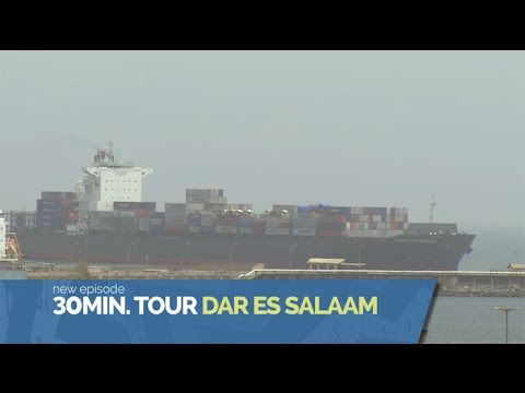Take a 30min Tour of Dar Es Salaam  | The Africa Channel CLIPS