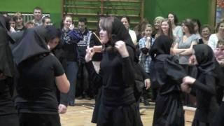 Móricz Zsigmond Általános Iskola - a győztes farsangi tánc (6. b osztály)