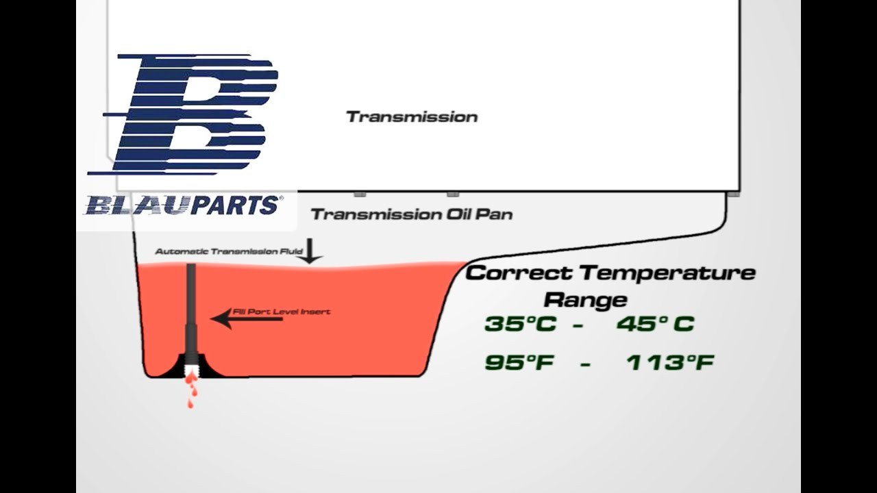 Check Transmission Fluid >> How To Check and Fill VW Passat Transmission Fluid aka VW ...