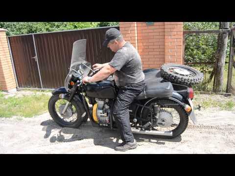 дизельный мотоцикл МТ