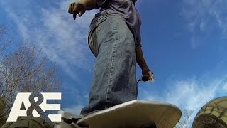 Storage Wars: Ivy's E-Glide Electric Skateboard (Season 7, Episode 1) | A&E