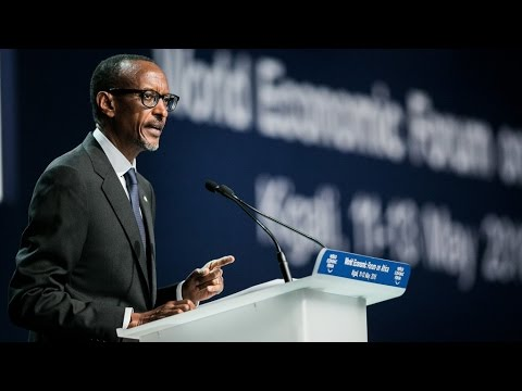 Africa 2016 - Africa's Fourth Industrial Revolution