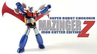 Bandai Super Robot Chogokin Mazinger Z Iron Cutter Edition