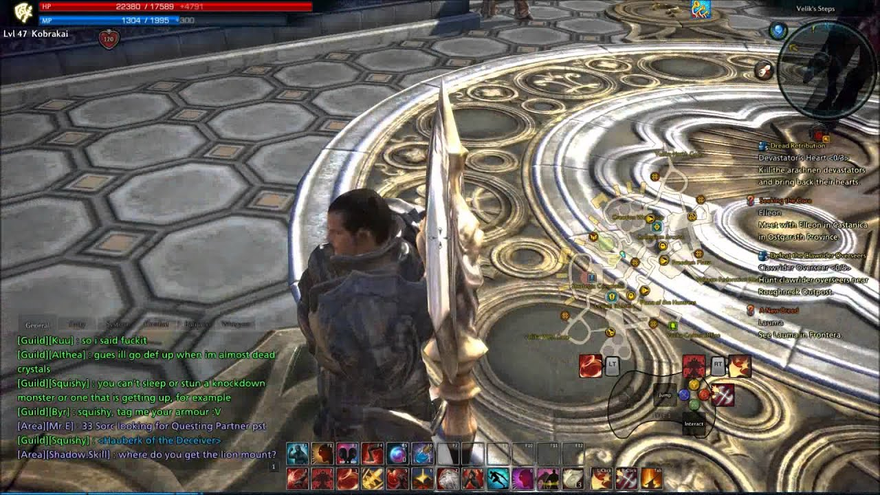 TERA texture resolution draw issues [fixed]