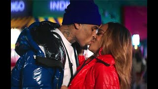 CHRIS BROWN-UNDECIDED(LYRICS)