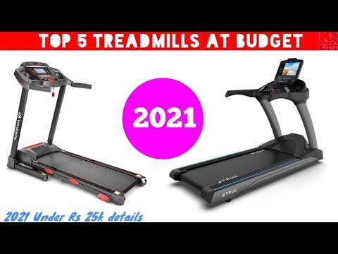 ✳️Top & Best 5 Treadmill At 🔥budget | Treadmill Under ✔️rs 10000 To 30000