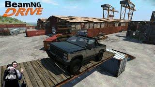 Кульные сценарии - BeamNG.drive