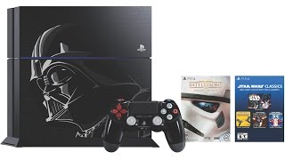 Star Wars: Battlefront Limited Edition Playstation 4 Reveal Trailer!
