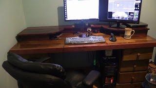 Computer Desk Build Part 5
