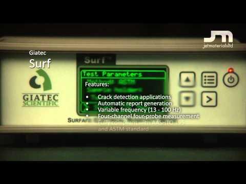 Jet Materials Exhibition Video
