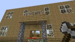 Смотреть видео видео прохождение игры майнкрафт как строить дома