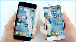 Comparatif iPhone 6s vs iPhone 6 : Quelles différences ?