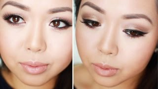 Golden Glam Eyes | Too Faced Natural Eyes Palette Thumbnail