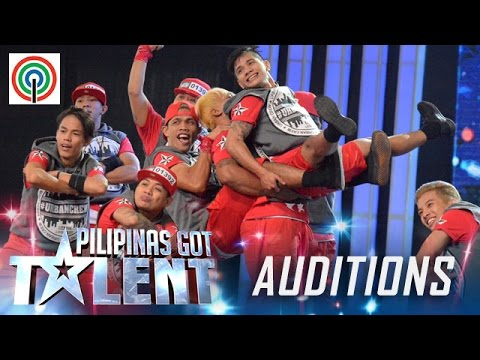 Pilipinas Got Talent Season 5 Auditions: Urban Crew - Hiphop Dance Group