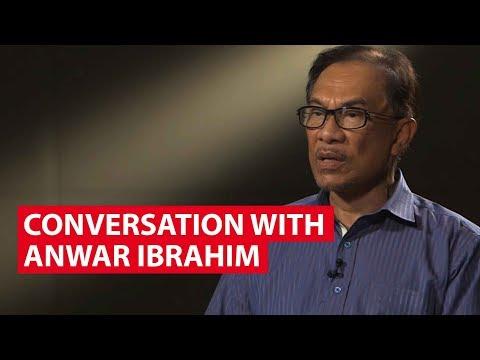 Malaysia's Anwar Ibrahim on Mahathir Mohamad    Conversation With   CNA Insider