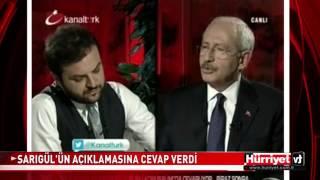 Kılıçdaroğlu'ndan 'Dünya Lideri' Cevabı