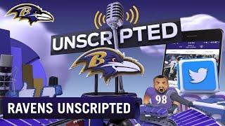 Ravens Unscripted: Big Win, Big Game Next