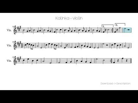 🎶 Kalinka - Violin 🎸🎸