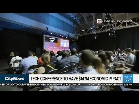 Business Report: North America's fastest-growing tech conference coming to Toronto