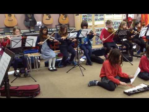The Acrobat - Orchestra April 2017