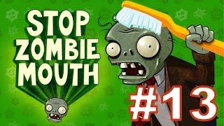 Прохождение Plants vs Zombies - Мини-Игры - Портал Комбат, Удача на бобслее (С Вебкой)