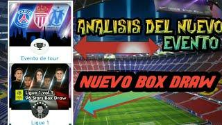 NOTICIERO SICA PES!!! ANALISIS DEL NUEVO EVENTO y el nuevo box draw y otras cosillas